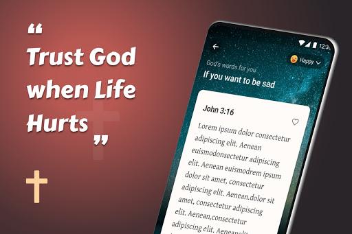 King James Bible (KJV) - Versos Bíblicos Gratuitos + Áudio