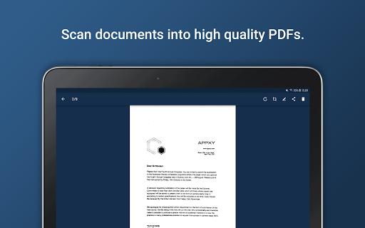 Scanner minúsculo - PDF Scanner App