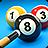icon 8 Ball Pool(Piscina de 8 bolas) 4.1.0