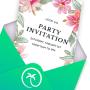 icon Invitation maker & Card design by Greetings Island (Criador de convite e design de cartão de Greetings Island )