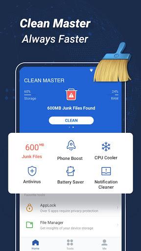 Clean Master - Antivírus Gratuito