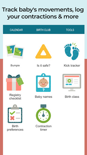 Gravidez App Baby Tracker