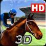 icon Virtual Horse Racing 3D(Corrida de Cavalos Virtual 3D)