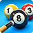 icon 8 Ball Pool(Piscina de 8 bolas) 5.0.1