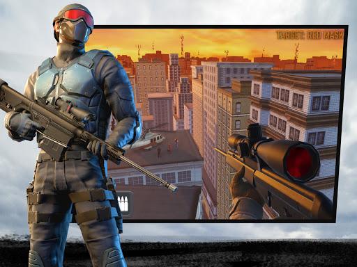 Sniper 3D Assassino Gun Shooter