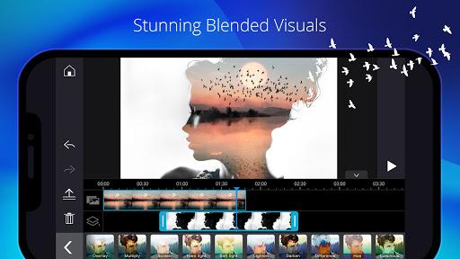 Aplicativo Editor de Vídeo PowerDirector