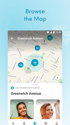 happn - aplicativo de namoro local