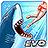 icon Hungry Shark(Evolução do tubarão faminto) 4.8.0