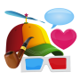 icon Aviary Default Stickers(Adesivos Aviary: Free Pack)