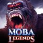 icon MOBA Legends Kong Skull Island (Legendas de MOBA Ilha da Caveira de Kong)