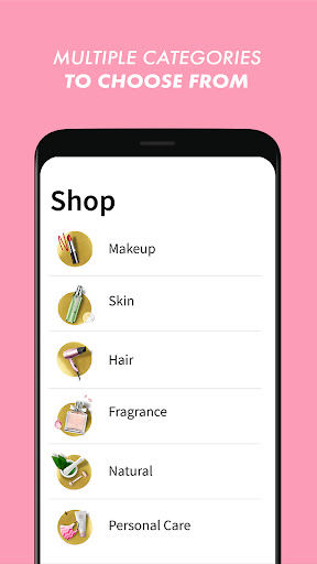 Nykaa : Aplicativo de compras de beleza. Comprar Maquiagem e Cosméticos