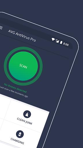 AVG AntiVirus GRÁTIS para o Android Security 2017