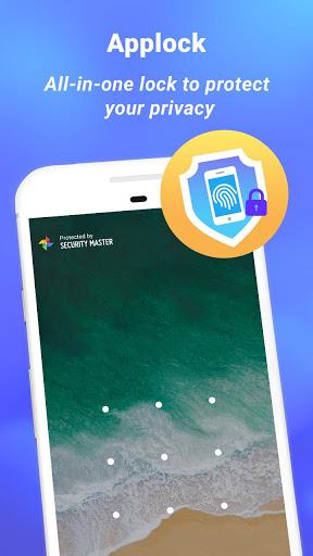 Security Master - Antivírus, VPN, AppLock, Booster