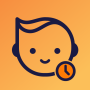 icon Baby Daybook - Breastfeeding & Care Tracker (Baby Daybook - Amamentação e Cuidados Rastreador)