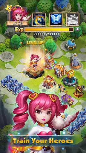 Castle Clash: Brave Squads