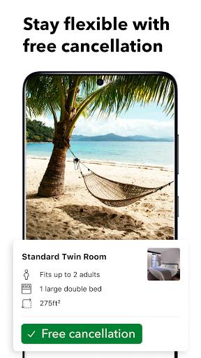 Booking.com Hotéis e aluguéis de férias
