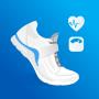 icon Pedometer & Weight Loss Coach (Pedômetro e Treinador de Perda de Peso)