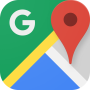 icon Maps - Navigation & Transit (Mapas - Navegação e Trânsito)