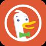 icon DuckDuckGo(Pesquisa DuckDuckGo Histórias)