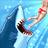 icon Hungry Shark(Evolução do tubarão faminto) 7.4.0